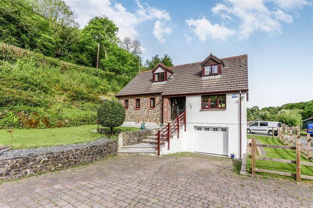 Thumbnail Detached bungalow for sale in Longland Lane, Burraton Coombe, Saltash