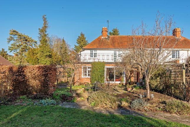 Thumbnail Semi-detached house for sale in Faringdon Road, Abingdon