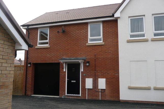 Thumbnail Flat to rent in Planets Way, Biggleswade