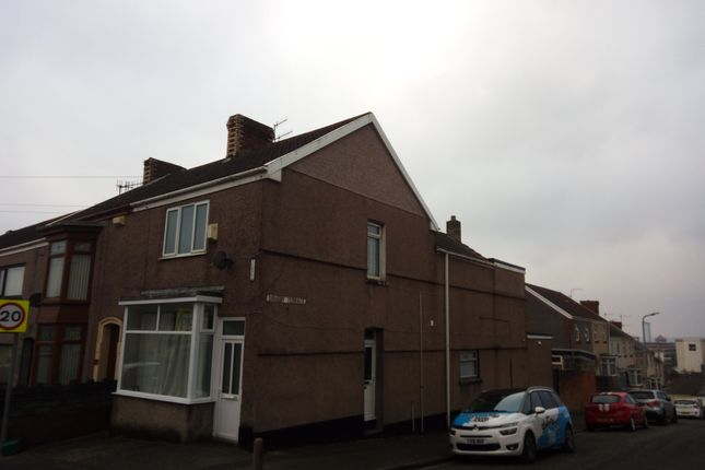 Thumbnail Property to rent in Reginald Street, Port Tennant, Swansea