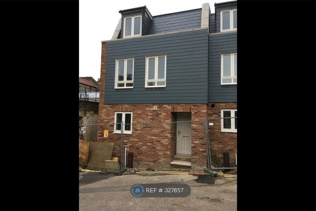 Thumbnail Semi-detached house to rent in Newby's Place, Margate