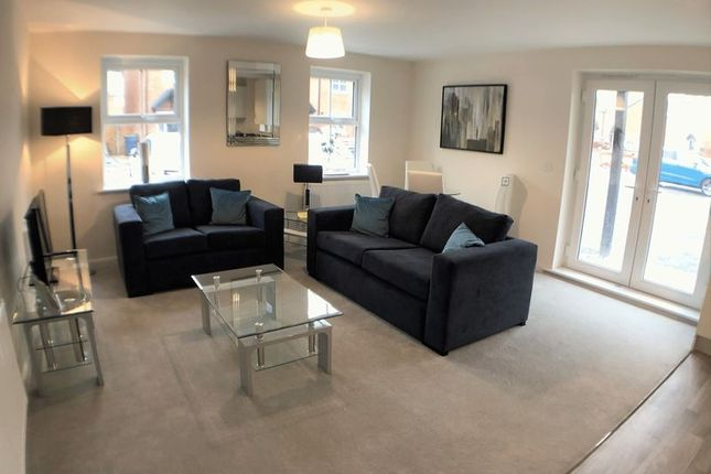 Thumbnail Flat for sale in The Apartments A, Maltings Way, Penwortham, Preston