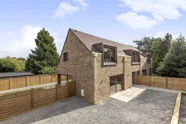 Thumbnail Property to rent in Barnet Road, Arkley, Hertfordshire