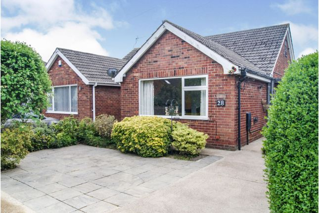 Thumbnail Semi-detached bungalow for sale in Park Lane, Doncaster