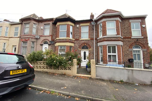 Thumbnail Property to rent in Glover Street, Tranmere, Birkenhead