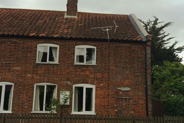 Thumbnail Semi-detached house to rent in Campsea Ashe, Woodbridge