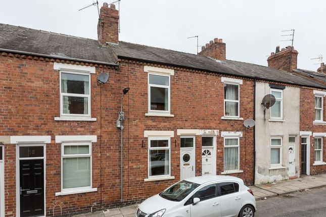 Thumbnail Terraced house for sale in Kensington Street, Off Bishopthorpe Road, York