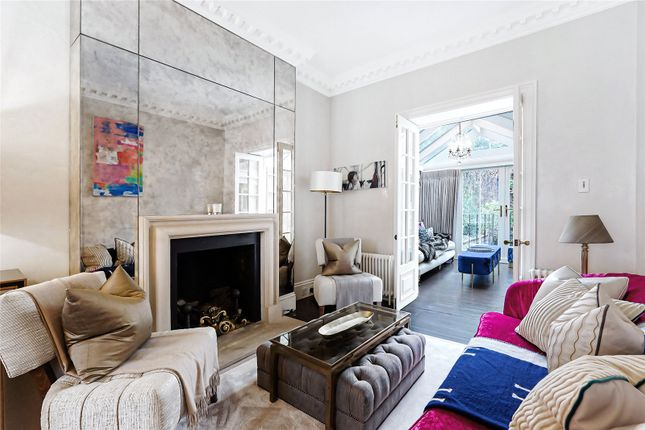 Thumbnail Terraced house to rent in Milborne Grove, Chelsea, London
