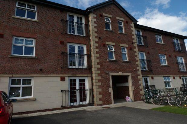 Thumbnail Flat to rent in Lytham Close, Great Sankey