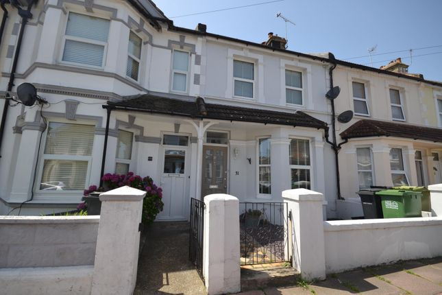 Thumbnail Property to rent in Windsor Road, Bexhill On Sea