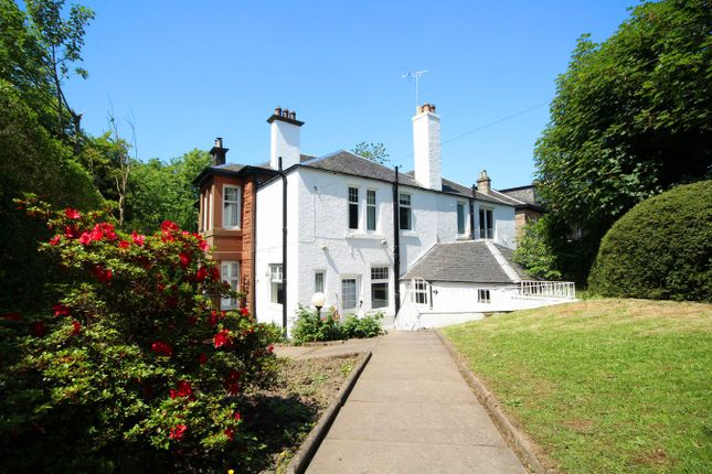 Thumbnail Town house to rent in Spiersbridge Road, Giffnock, Glasgow