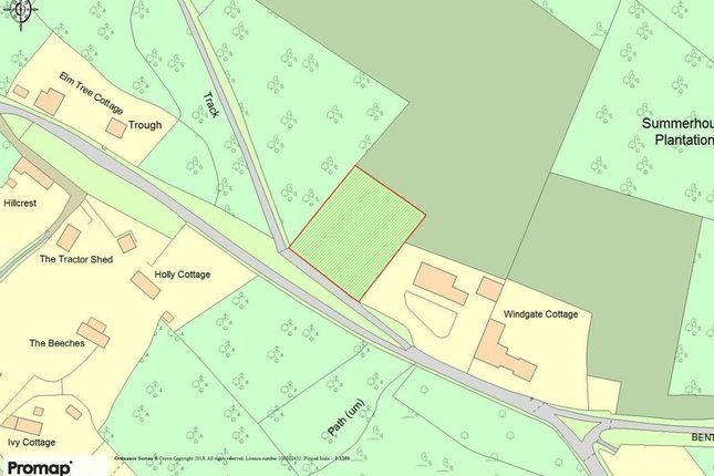 Thumbnail Land for sale in Bent Lane, Darley Dale, Matlock