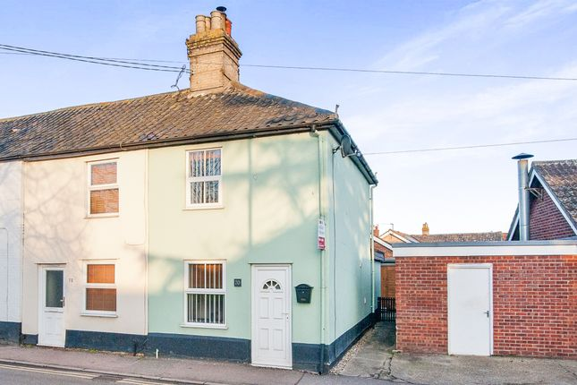 Thumbnail Property for sale in Shelfanger Road, Diss