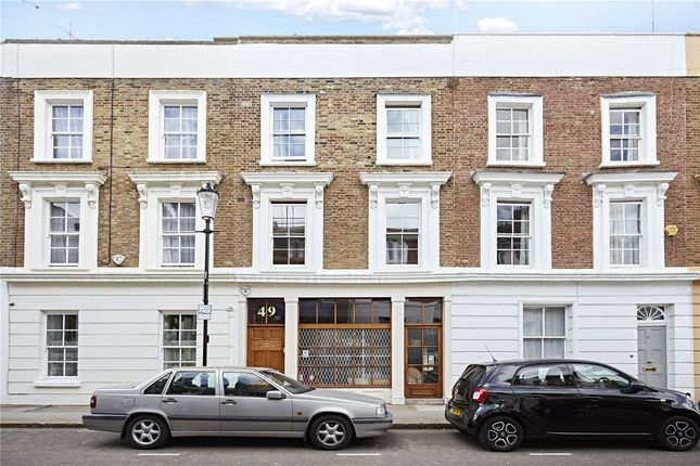 Thumbnail Maisonette for sale in Portland Road, & 4 Pottery Lane, London
