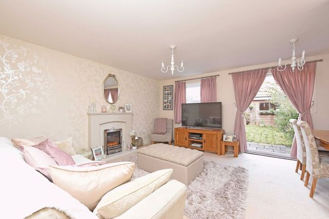 Thumbnail Terraced house for sale in Hills Way, Bramley, Tadley