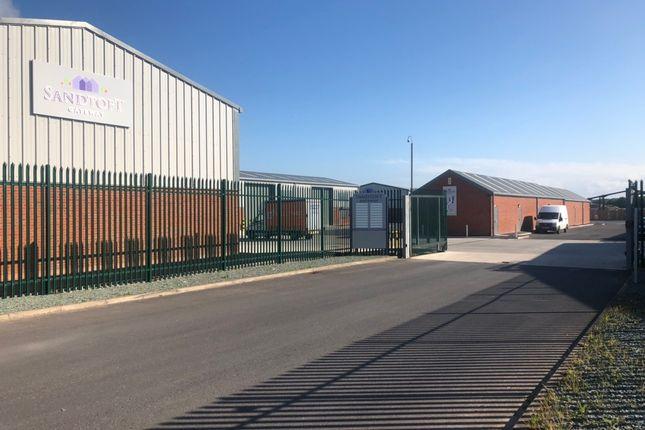 Industrial to let in Sandtoft Gateway, Sandtoft, Doncaster
