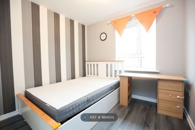 Thumbnail Flat to rent in The Waterfront, Manchester