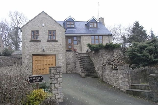 Thumbnail Detached house to rent in Pont Robert, Meifod