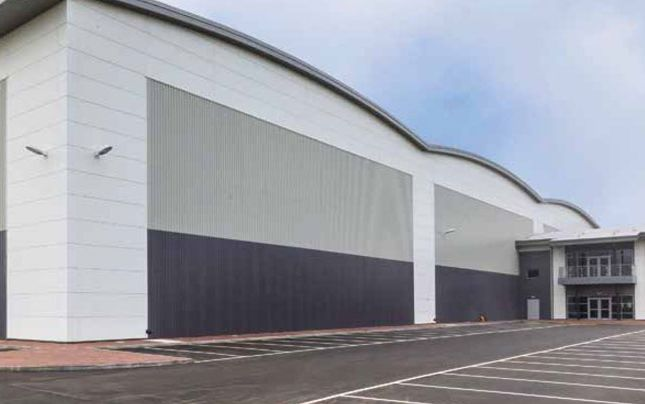 Light industrial to let in Castlewood, J28, M1/A38