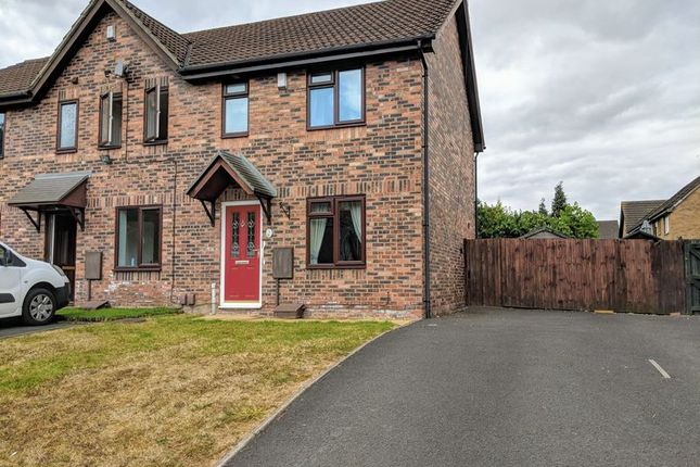 Thumbnail Semi-detached house for sale in Goodyear Way, Donnington Wood, Telford