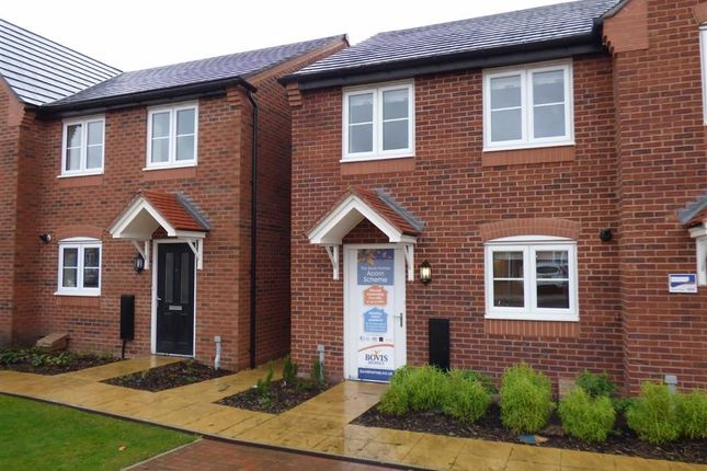 2 bed semi-detached house for sale in Iris Rise, Cuddington, Cheshire