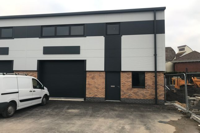 Thumbnail Industrial to let in Stirlin Business Park, Sadler Road, Lincoln