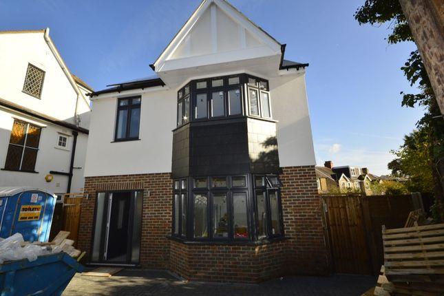 Thumbnail Detached house for sale in Warren Park Road, Sutton