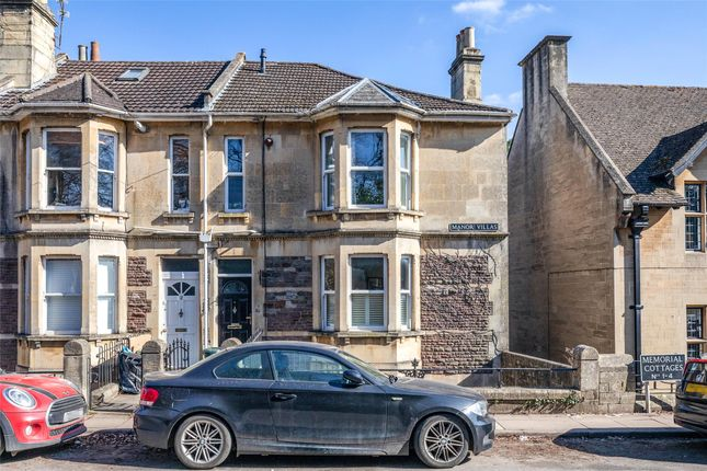 Thumbnail Flat for sale in Manor Villas, Bath