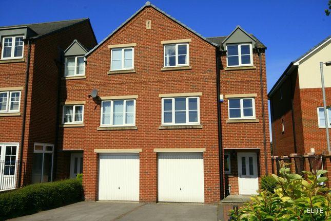 Thumbnail Town house to rent in Lambton View, West Rainton, Durham