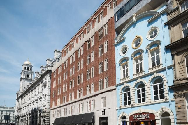Thumbnail Flat for sale in North John Street, Liverpool