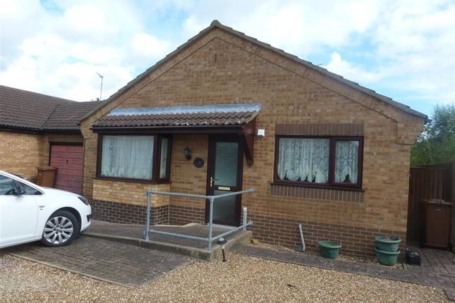 2 bed semi-detached house to rent in Wykes Drive, Wisbech St. Mary, Wisbech