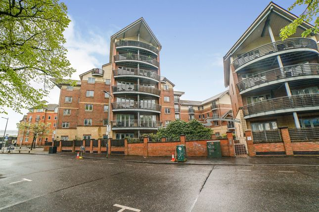 2 bed flat for sale in Fitzhamon Embankment, Cardiff CF11