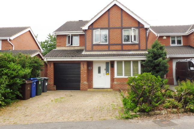 Thumbnail Detached house for sale in Highfield Court, Wombwell