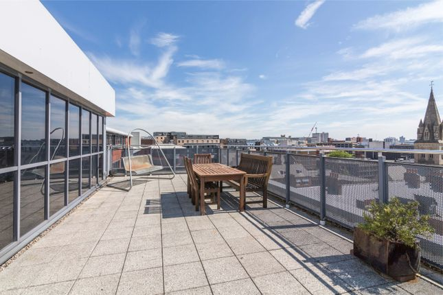 Thumbnail Flat for sale in Upper College Street, Nottingham