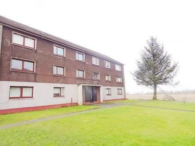 Thumbnail Flat for sale in Dervaig Gardens, Motherwell, North Lanarkshire