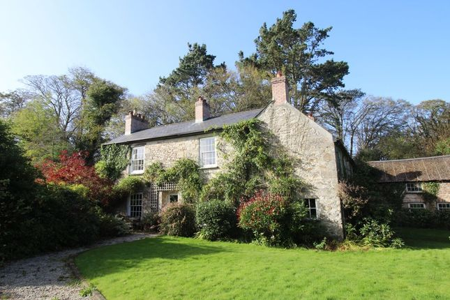 Thumbnail Detached house for sale in Tregullow, Scorrier, Redruth
