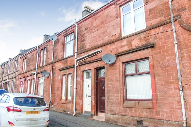 Thumbnail Flat for sale in Alexander Street, Dunbeth, Coatbridge, North Lanarkshire