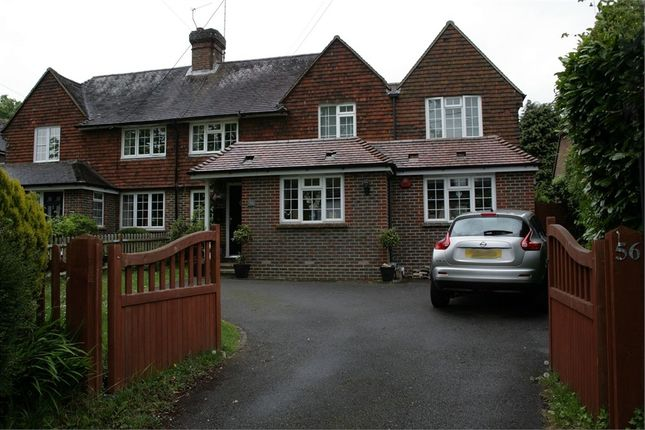 Thumbnail Semi-detached house for sale in Sunte Avenue, Lindfield, Haywards Heath, West Sussex