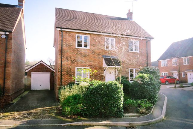 Thumbnail Detached house for sale in Reed Close, Hassocks