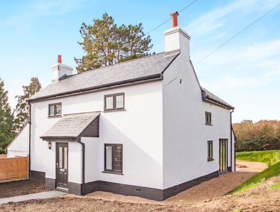 Thumbnail Detached house for sale in Canterbury Road, Swingfield, Dover, Kent
