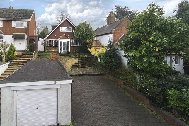 Thumbnail Detached house for sale in Church Road, Tettenhall Wood, Wolverhampton