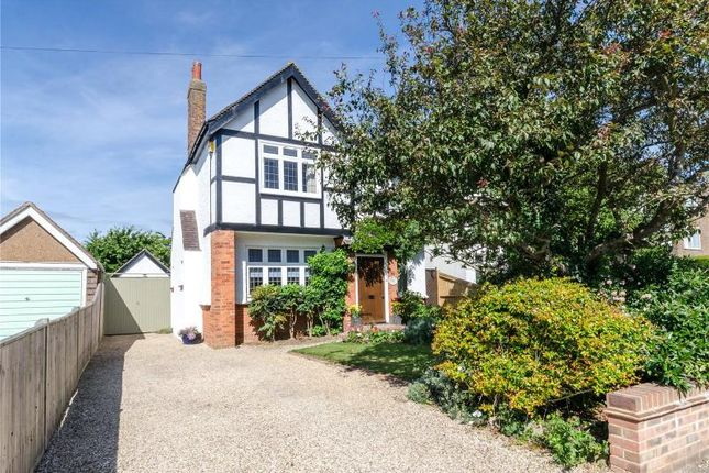 Thumbnail Detached house for sale in Wallace Avenue, Worthing, West Sussex
