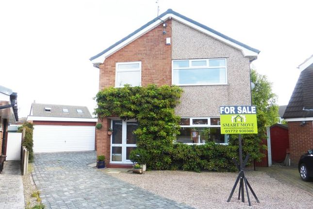 Thumbnail Detached house for sale in The Maltings, Longton, Preston
