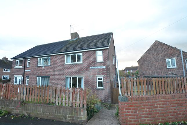 Thumbnail Semi-detached house to rent in South Crescent, Dodworth, Barnsley