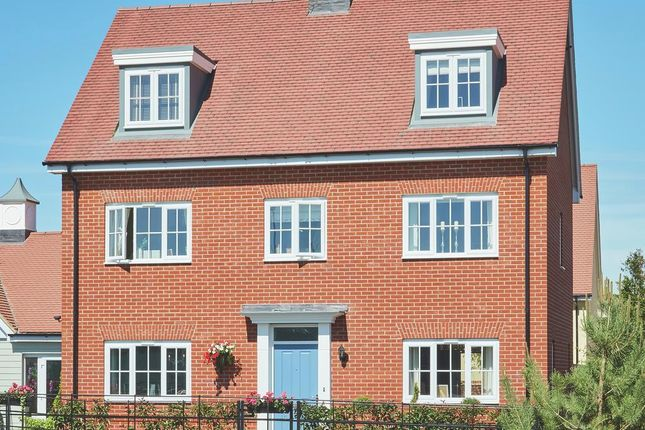 Thumbnail Detached house for sale in Fornham Place At Marham Park, Off Tut Hill, Bury St Edmunds