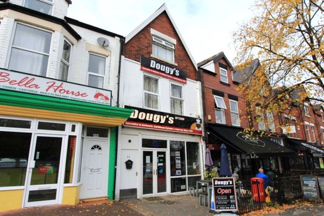 Thumbnail Flat for sale in Manchester Road, Manchester