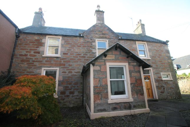 Thumbnail Town house for sale in The Retreat, 6 And 6A High Street, Dingwall