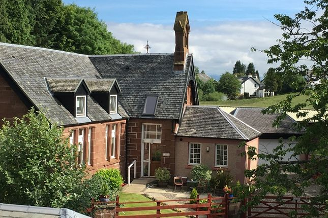 Thumbnail Link-detached house to rent in 2 Old School Court, Main Street, Killearn, Glasgow
