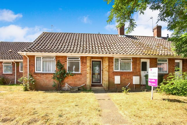 Thumbnail Detached bungalow for sale in Middleton Crescent, New Costessey, Norwich