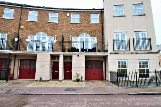 Thumbnail Town house for sale in Palladian Circus, Greenhithe